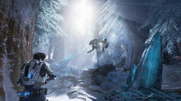 Gears 5 sur Xbox One X : 4K Ultra HD à 60 images par seconde… Waooo !