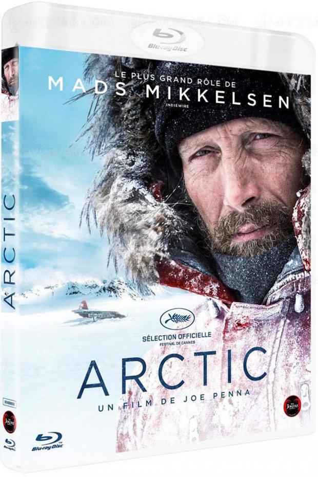 Arctic : Mads Mikkelsen joue les Robinson des glaces