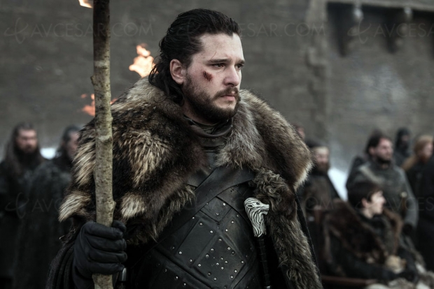 Syndrome post‑Game of Thrones pour Kit Harington ? Jon Snow broie du noir…