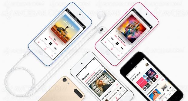 Apple iPod Touch de retour…