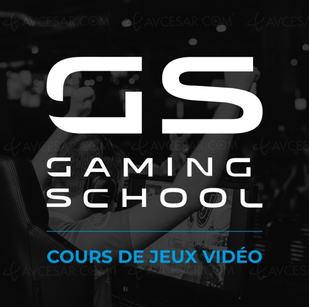Gaming School, une école pour devenir un ou une pro du jeu vidéo