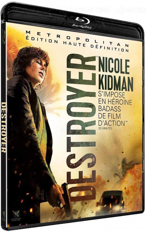 Destroyer, Nicole Kidman en flic borderline dans le polar de Karyn Kusama