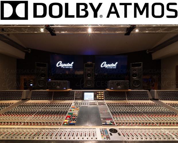 Des milliers de titres musicaux Dolby Atmos en préparation chez Universal Music