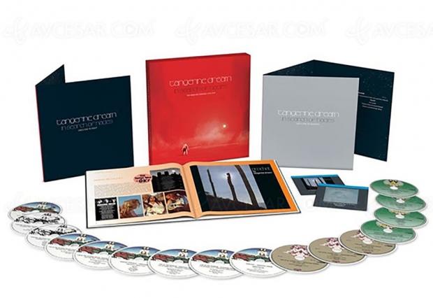 Tangerine Dream : l'intégrale 70's du groupe dans un coffret CD et Blu-Ray