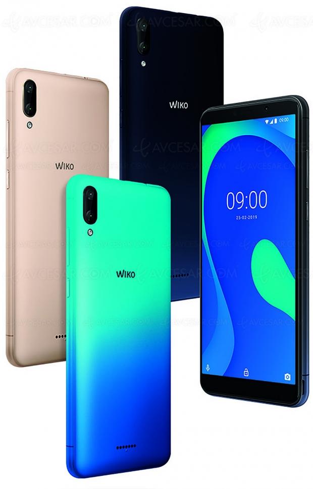 Smartphone Octa Core Wiko Y80 à moins de 100 €