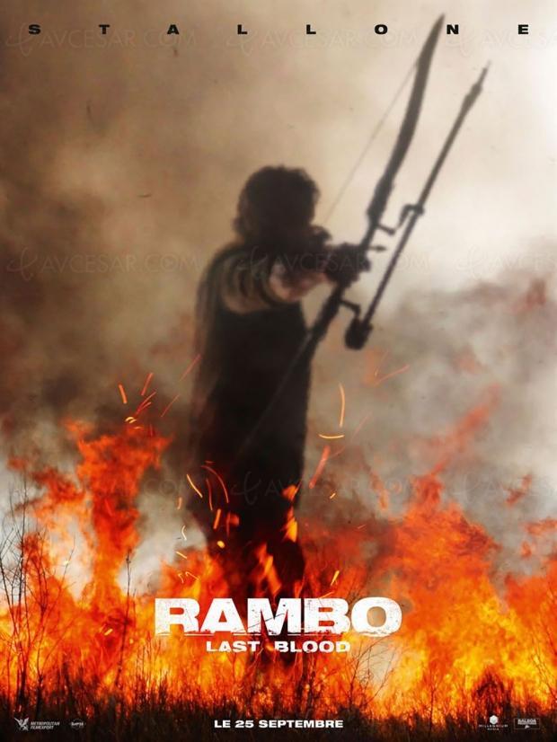 Rambo Last Blood, le trailer de la fin de journée