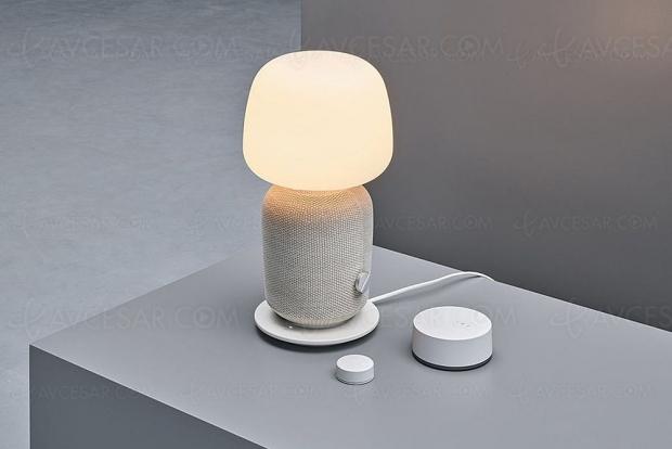Télécommande et application Symfonisk Ikea pour les enceintes Sonos