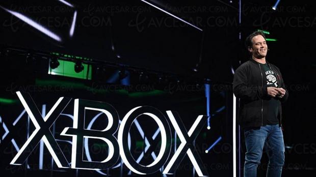 Xbox Project Scarlett avec lecteur optique intégré confirme Phil Spencer