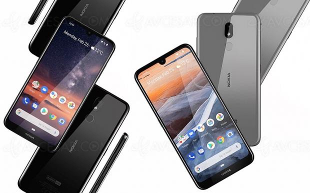 Smartphone Nokia 3.2, le plus grand écran dans cette gamme de prix