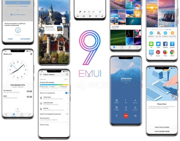 Huawei continue les mises à jour Android malgré un climat défavorable