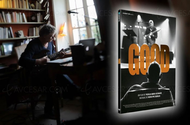Good : le musicien Rodolphe Burger filmé par Patrick‑Mario Bernard