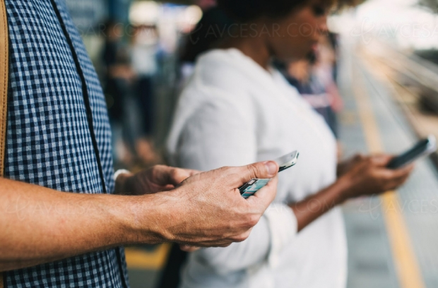 Brevet : le smartphone qui ne se laisse pas voler !