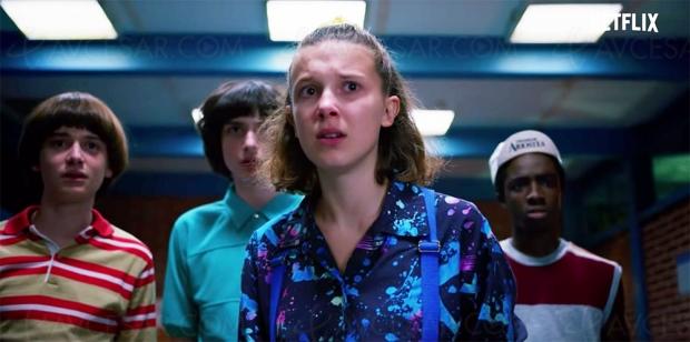 Stranger Things bande‑annonce saison 3 (sans Stéphane Plaza)