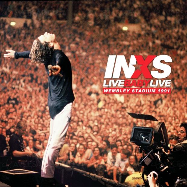 INXS Live Baby Live - Wembley Stadium 1991, bientôt un 4K Ultra HD Blu-Ray ?
