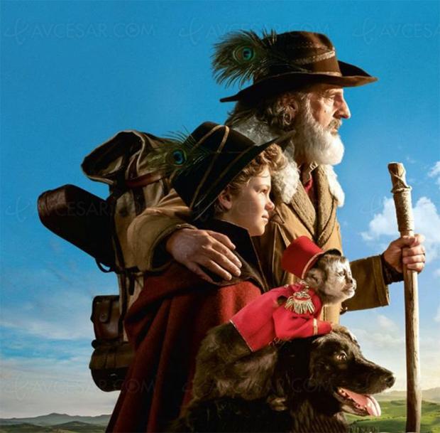 Rémi Sans Famille revisité avec Daniel Auteuil, en Blu-Ray et DVD