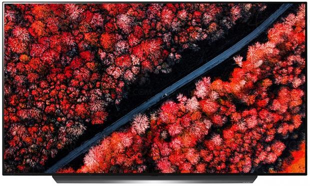 Test TV LG OLED65C9, en ligne