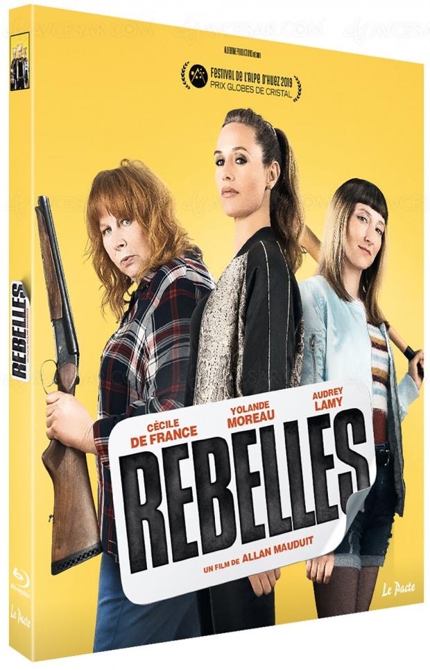 Cécile de France, Audrey Lamy et Yolande Moreau en mode « Rebelles »
