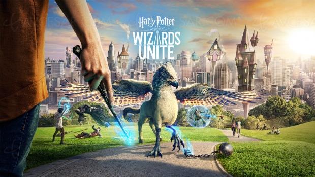 Jeu mobile Harry Potter en réalité augmentée : il est là