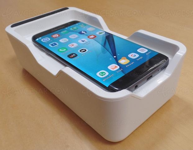 Celless Box : déviateur (protecteur) d'ondes pour téléphone portable