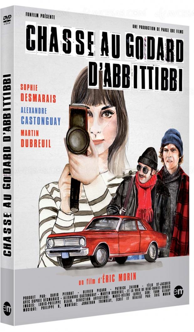 Chasse au Godard d'Abbittibbi : une pépite canadienne aux accents 60's