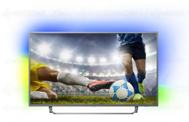 Soldes été 2019, TV LED Philips 50PUS7303 à 499,99 € soit 33% de remise