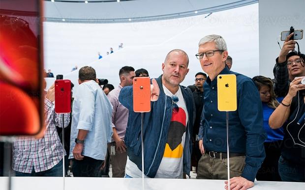 Jony Ive s'éloigne d'Apple pour créer son studio de design