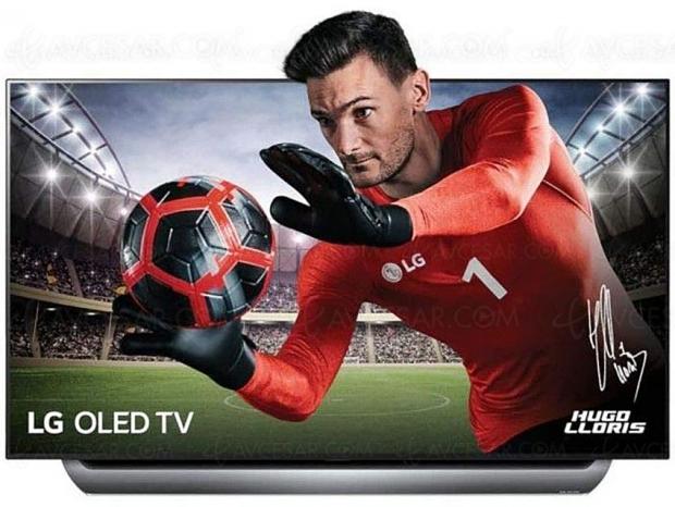 Soldes été 2019 Amazon, TV LG OLED55C8V à 1 289€, soit 710 € ou 35% de remise