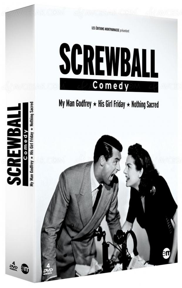 Screwball comédie, une histoire de la comédie américaine : un genre éphémère sous la houlette des plus grands
