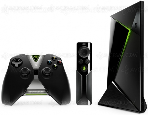 Nouvelle box nVidia Shield Android TV compatible Google Stadia ?