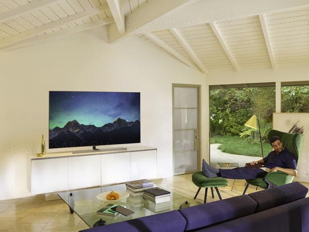 LG et Samsung dominent le marché TV premium mondial