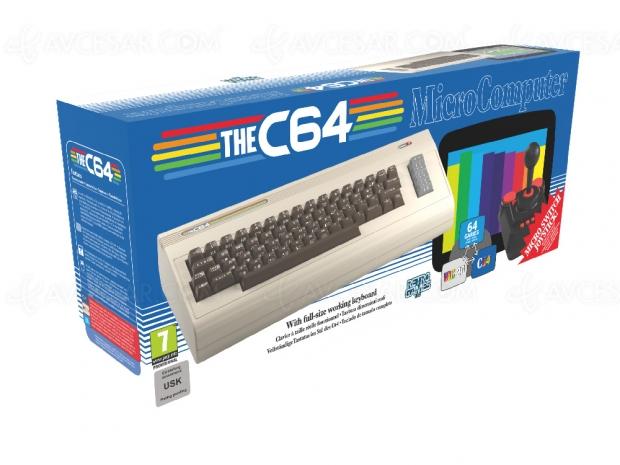 The C64, encore du rétro avec la renaissance du Commodore 64 !