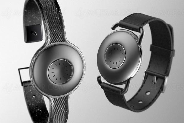 Concept : smartwatch… sans écran signé Thomas Le