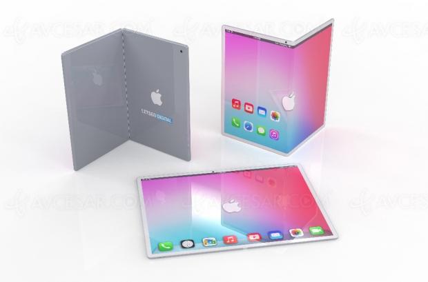 iPad 5G pliable dès 2020 ?