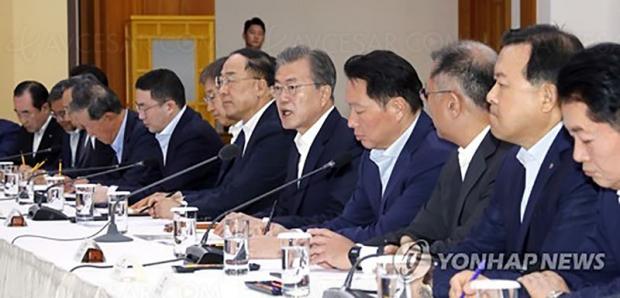 Restrictions japonaises sur les matériaux Oled, la Corée du Sud hausse le ton
