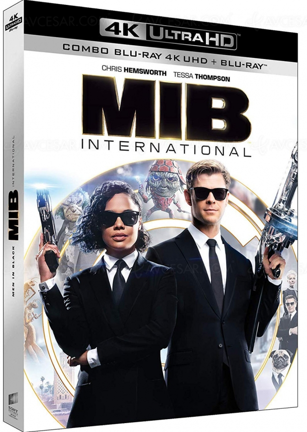 Men in Black International 4K Ultra HD, débarquement le 16 octobre