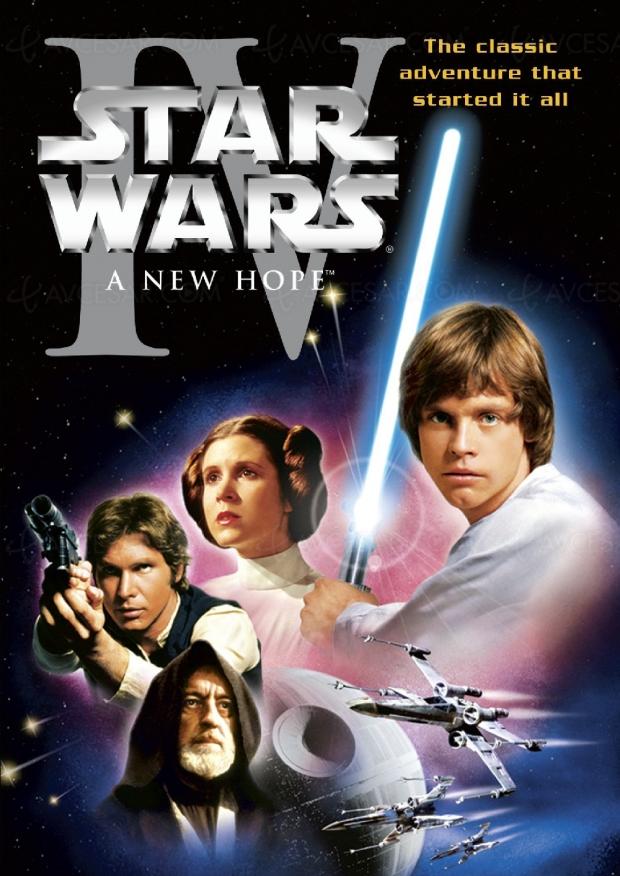 Projection du premier Star Wars non remasterisé approuvée par George Lucas