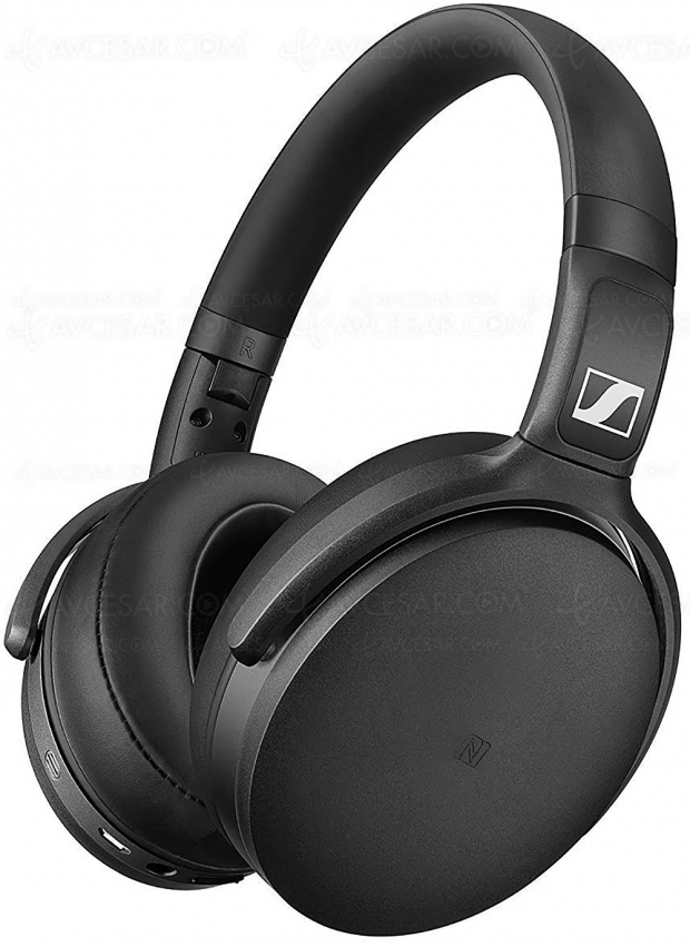 Amazon Prime Day 2019, Sennheiser HD 4.50 Special Edition, casque à réduction active de bruit à -50%