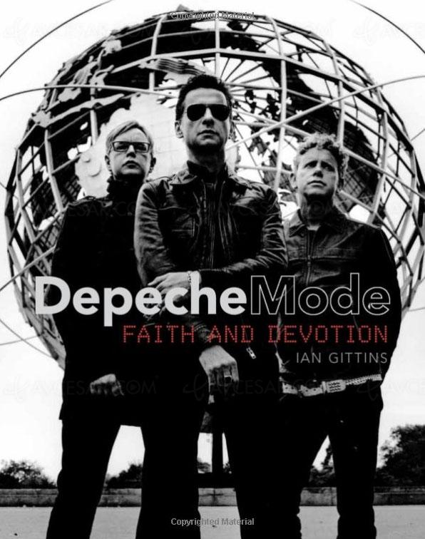Martin Gore, Andy Fletcher et Dave Gahan : large biographie de Depeche Mode à la rentrée