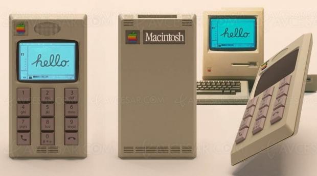 Si l'iPhone était sorti en 1984, puis en 1998… (vidéo)