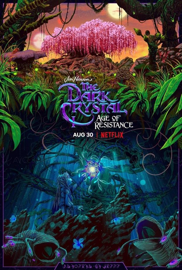 Dark Crystal : le temps de la résistance (nouveau teaser Netflix et making of)