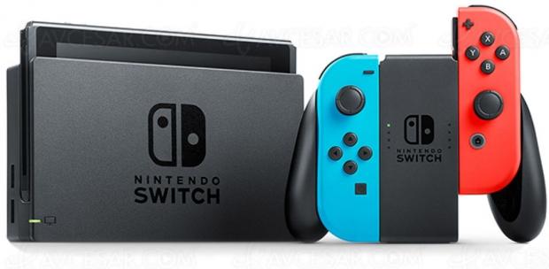 Nintendo Switch en cadeau pour les voyageurs d'un vol pour San Diego