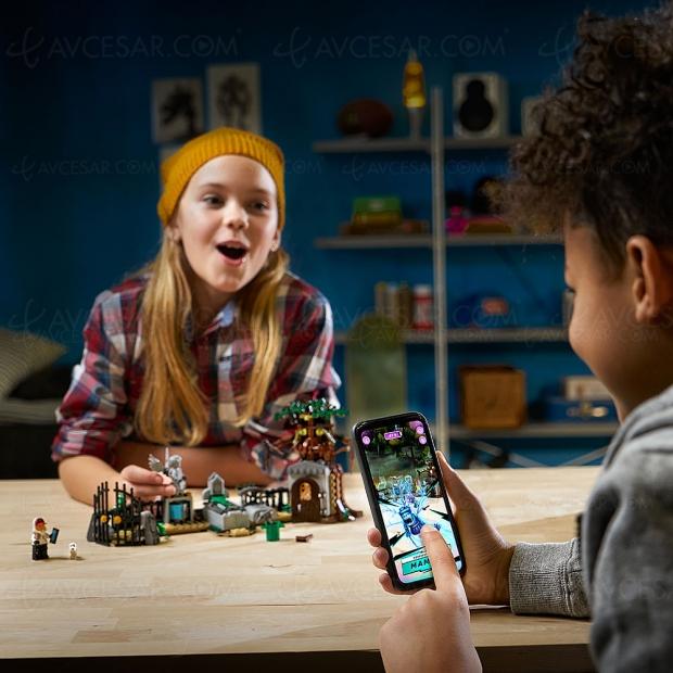 Lego Hidden Side, la réalité augmentée casse des briques