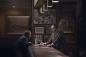Premières images The Irishman pour Netflix, Robert De Niro et Al Pacino liftés par le De‑Aging