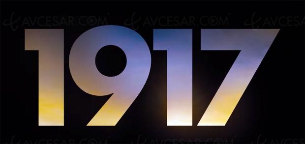 1917, le prochain film de Sam Mendes en 1 seul plan-séquence (bande-annonce)