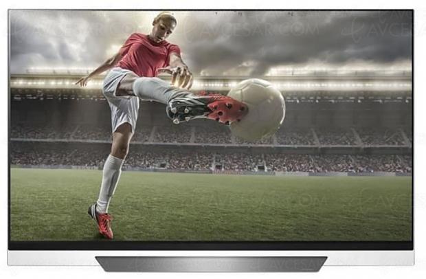 Bon plan CDiscount, TV Oled Ultra HD/4K LG 55E8 à 1 349,99 € ou 41% de remise