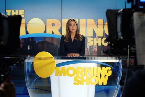 The Morning Show, première série de Jennifer Aniston depuis Friends (bande-annonce)