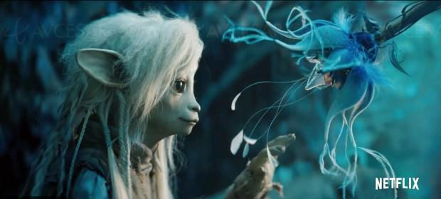 Dernière bande‑annonce de la très attendue série Dark Crystal : le temps de la résistance
