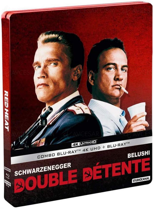 Double détente, Ivan « Schwarzenegger » Danko le 9 octobre en 4K Ultra HD