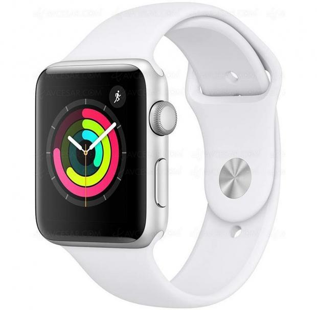 Nouvelle Apple Watch Serie 5 à la rentrée ?