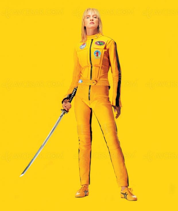 Kill Bill volume III, c'est possible selon Quentin Tarantino